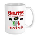 Chilitos Beeger Large Mug
