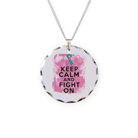 Hereditary Breast Cancer Keep Calm Fight On Neckla