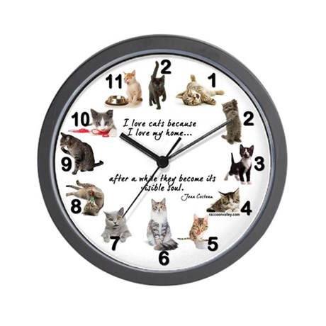 Animals Gifts &... In Time Movie Clock