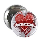"Love Leah 2.25"" Button"