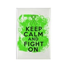Non-Hodgkins Lymphoma Keep Calm Fight On Rectangle