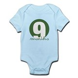9 Month Identifier Infant Bodysuit