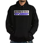 American by Birth Hoodie (dark)
