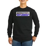 American by Birth Long Sleeve Dark T-Shirt