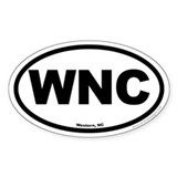 Western NC North Carolina EURO Oval