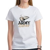 Cute Proud us army sister Tee
