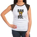 Ban BSL Women's Cap Sleeve T-Shirt