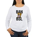 Ban BSL Women's Long Sleeve T-Shirt