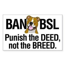 Ban BSL Decal