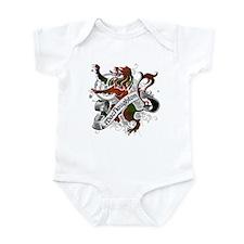 MacNaughton Tartan Lion Infant Bodysuit