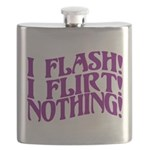 Flirty Flasher Flask