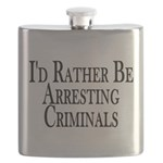 Rather Arrest Criminals Flask