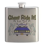 Ghost Ride It Flask