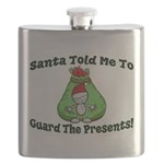 Guard Presents Flask