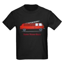 Personalized Fire Truck T