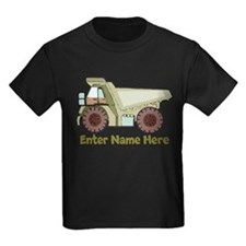 Personalized Dump Truck T