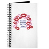 Kisses & Love Journal
