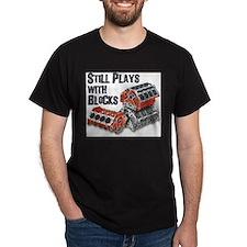 PlaysBlocks-tee WHT T-Shirt