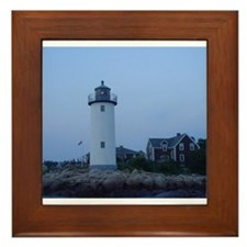 Sailors Beacon Framed Tile