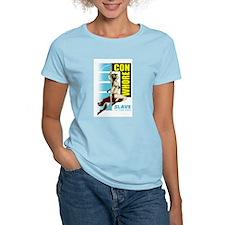 ConWhore_flat T-Shirt