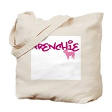 "French Bulldog ""Pink"" Tote Bag"