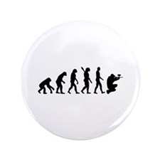 "Paintball evolution 3.5"" Button"