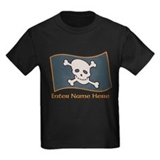 Personalized Pirate Flag T