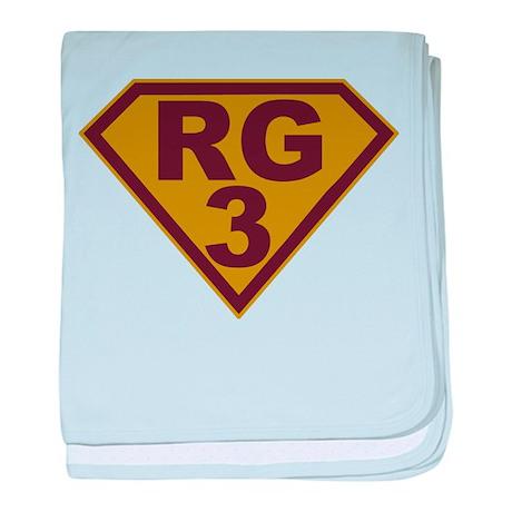 RG3 baby blanket
