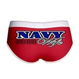 United states navy underwear Ladies Boy Shorts
