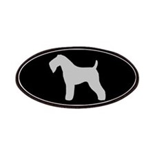 Kerry Blue Terrier Patches