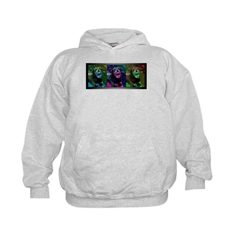 Rottweiler - Pop Art Kids Hoodie