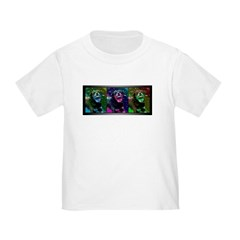 Rottweiler - Pop Art Toddler T-Shirt