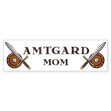 Amtgard Mom Bumber Bumper Sticker