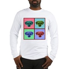 Puggle Art Long Sleeve T-Shirt