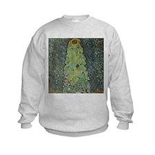 Gustav Klimt The Sunflower Sweatshirt