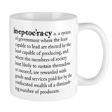 Ineptocracy Small Mug