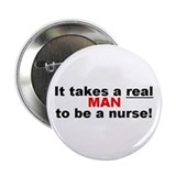 A real male Nurse Button