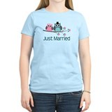 Just Married Birds T-Shirt