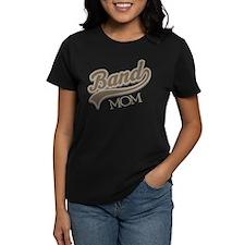 Band Mom Gift Women's Dark T-Shirt