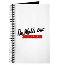 """The World's Best Salesman"" Journal"