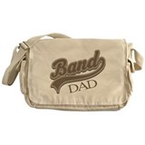 Band Dad Music Messenger Bag