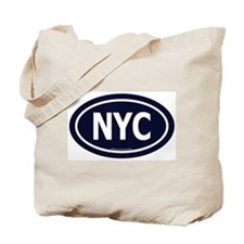 New York Euro Tote Bag