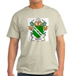 Wycomb Coat of Arms Ash Grey T-Shirt
