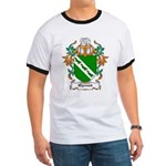 Wycomb Coat of Arms Ringer T