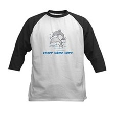 Personalized Dolphins Tee
