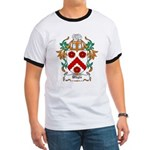 Whyte Coat of Arms Ringer T