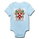 Whyte Coat of Arms Infant Creeper