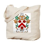 Whyte Coat of Arms Tote Bag