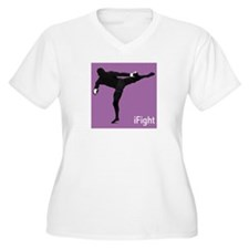 iFight (purple) T-Shirt