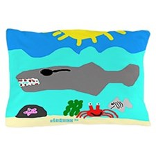Snazzy Seas Pillow Case